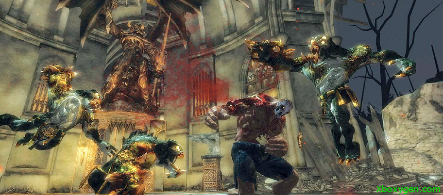 New Playstation 5 >> West Mansion: The Splatterhouse Homepage - New Splatterhouse Games?